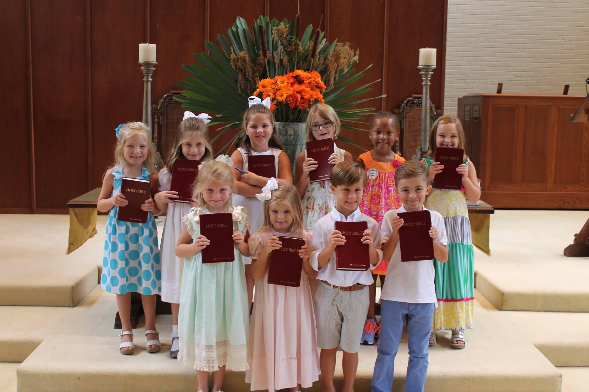 CHILDREN'S WORSHIP VOLUNTEER SCHEDULE