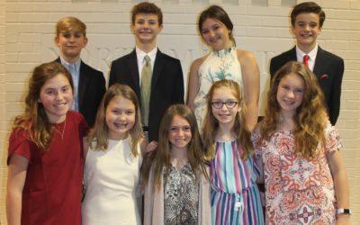 Rising 7th Graders